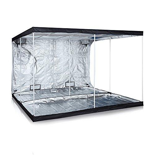 TopoGrow 10 X 5 indoor grow tent review