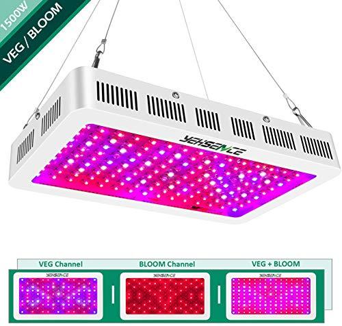 Yehsence 1500w LED Grow Light