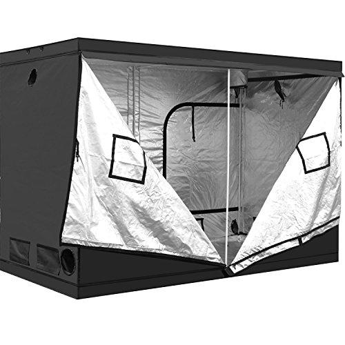 iPower 10 X 5 Indoor grow tent review