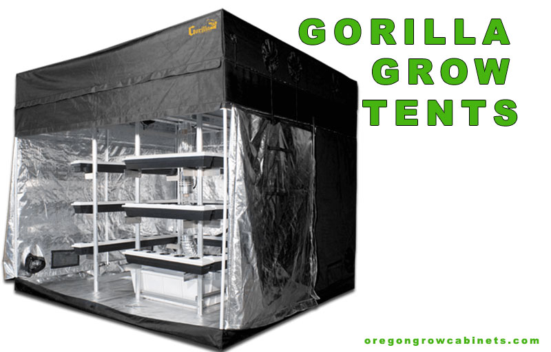 Best Gorilla Grow Tents with Review - OregonGrowCabinets com