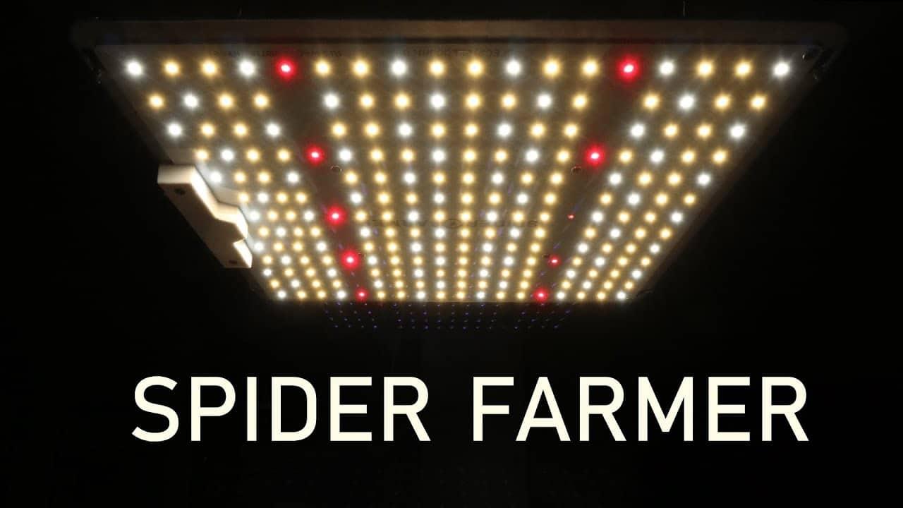 Spider Famer Led Grow Lights