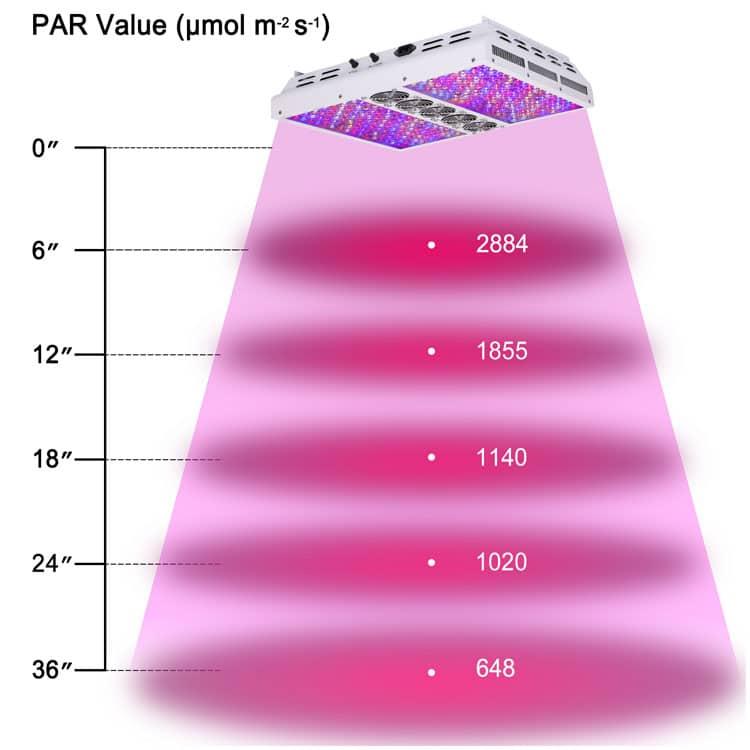 VIPARSPECTRA-1200W-Par-Value