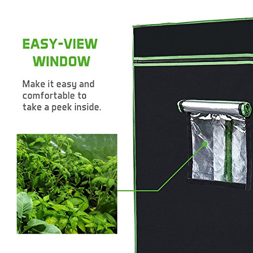 VIVOSUN Grow Tent Review with Guide 1